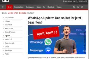 Schluss mit kostenlos: WhatsApp-Abo ab Juli?