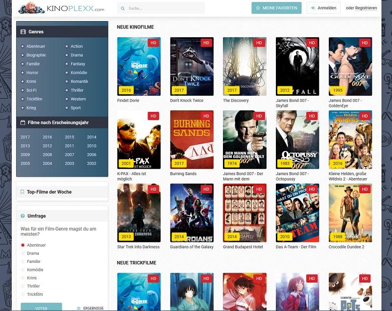 Kinoplexx-Rechnung ist nicht rechtens (Screenshot: kinoplexx.com)