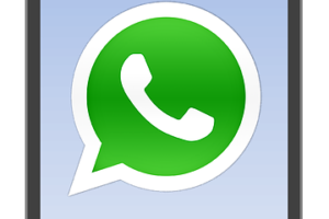 "WhatsApp-Fake: ""Neue neonfarbene Tastatur"""
