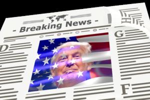 Fake-News: Donald Trump tritt zurück?!