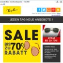 Ray-Ban-Fakes auf turbrille.com