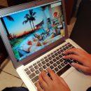 Fake-MacBook-Gewinnspiel auf Facebook