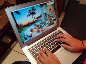 MacBook-Gewinnspiel ist ein Fake! (CristianQuezada/pixabay)