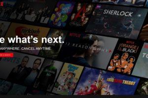 """Netflix-Phishing: """"Zahlungsart geändert"""""""