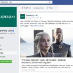 """Achtung, """"Game of Thrones""""-Malware im Umlauf"""