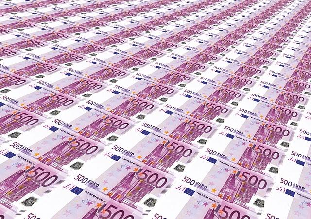 Die 500.000 EUR-Spende von einem Fremden (geralt/pixabay)