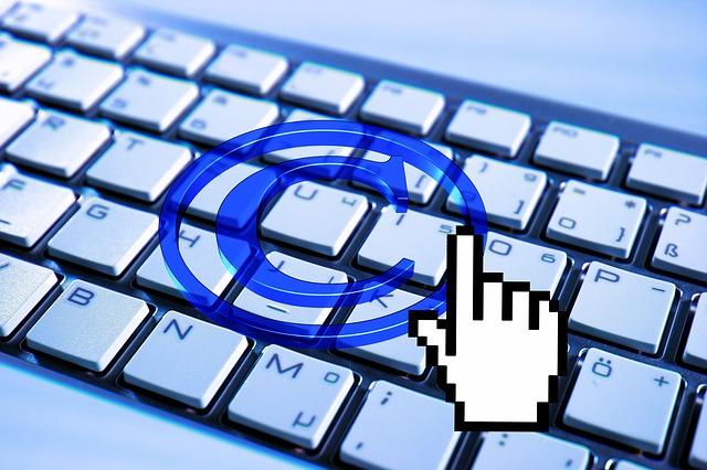 """""""Sie wurden für Urheberrechtsverletzung verklagt"""" (geralt/pixabay)"""