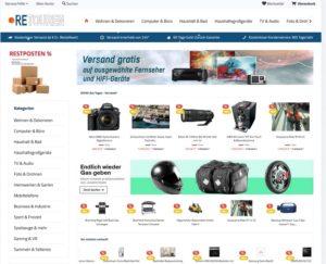 Fake Shop: mediasaturn-abverkauf.club (Screenshot)
