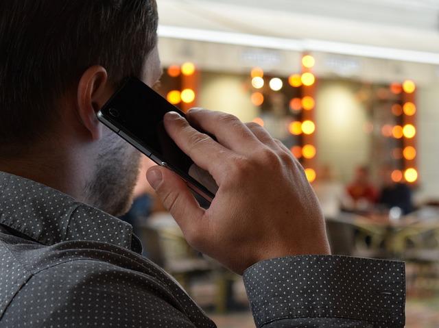 Vorsicht, Fake-Vodafone-Mitarbeiter (Mimzy/poxabay)