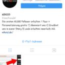 Achtung, Nike-Gutschein auf Instagram ist ein Fake!