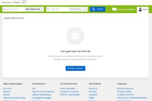 eBay Kleinanzeigen: Phishing getarnt als Interessentenanfrage