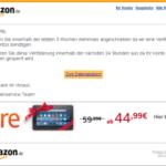 """Vorsicht, Amazon-Fake: """"Verifizierung Ihres Kontos"""""""