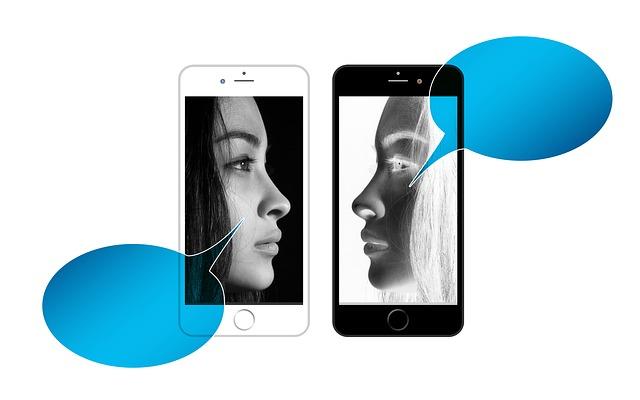 Die eine oder andere Messenger-App kann gefährlich werden (geralt/pixabay)