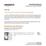 Fake-Amazon-Bestellung: Vorsicht!