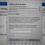"Microsoft-Edge-Warnung: ""Windows hat einen bösartigen Virus entdeckt !!"""