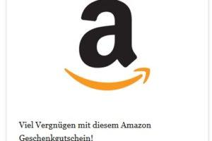 Facebook: Amazon-Gutschein gewonnen?