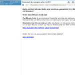 Reite auf der Bitcoin Welle und verdiene garantiert