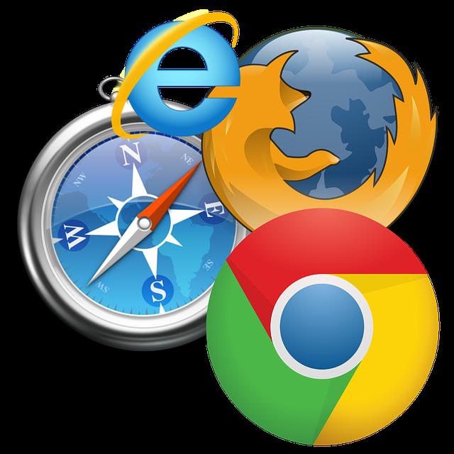 """Kein PayPal-Fake: """"Aktualisieren Sie Ihren Browser"""" (geralt/pixabay)"""