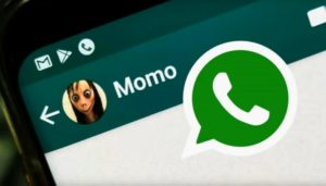 WhatsApp: Grusel-Account Momo (Screenshot: CreepyPastaPunch/YouTube)