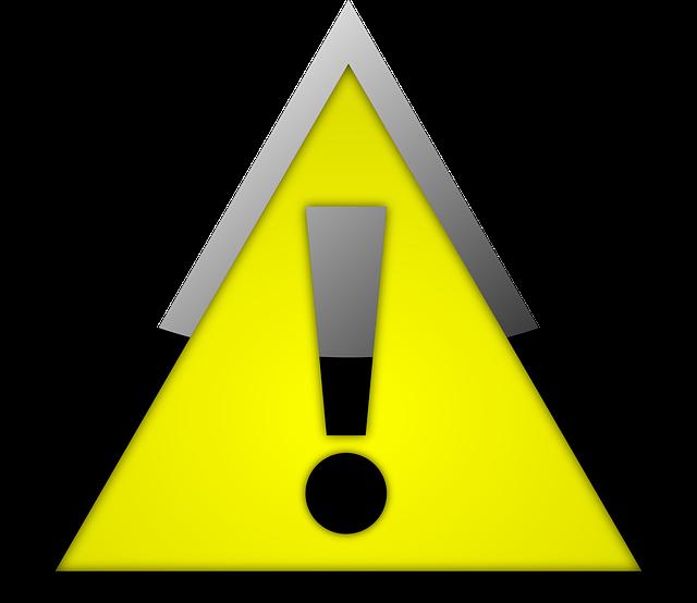 """""""Ihr Leben ist in Gefahr"""" (Peter-Lomas/pixabay)"""