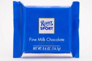 Schokoladentester gesucht für Ritter Sport? Achtung, Fake!