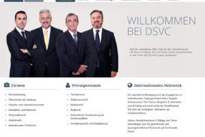 Vorsicht vor Mails der Rechtsanwaltskanzlei Delgado Schwarzmann Vila Clavero Abogados & Asociados