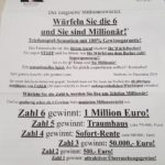 Der magische Millionenwürfel: Einladung zum Telefonspiel mit Gewinngarantie