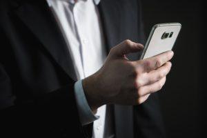 Persönliche WhatsApp Web Nachricht: Vorsicht!