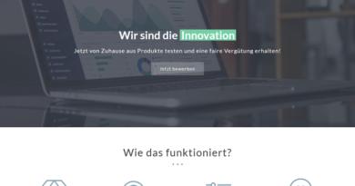 Selektur GmbH (Screenshot)