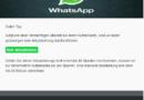 Whatsapp-Phishing (Quelle: verbraucherzentrale.nrw)