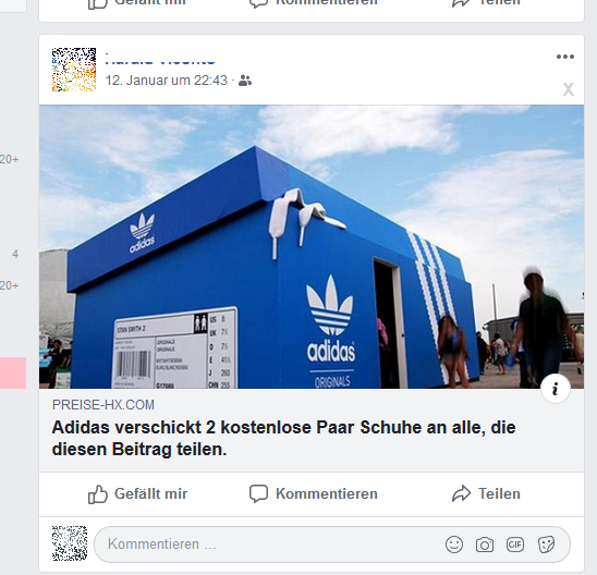 Adidas-Fake (Screenshot)