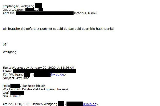 Freunde-Scamming (Foto: verbraucherzentrale.nrw)