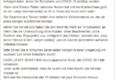 Coronavirus-Kettenbrief - was ist dran? (Screenshot)