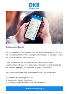 Paypal Sicherheitshinweis