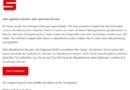 Sparkasse-Phishing Einschränkung Ihres Kontos (Foto: verbraucherzentrale.nrw)