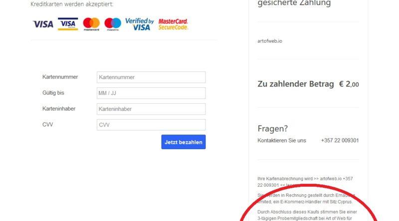 Telekom-Cashback Kleingedrucktes (Screenshot)