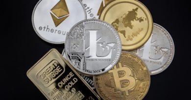 5 besten Kryptowährungen